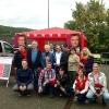 Infostand zur Bundestagswahl mit Ditmar Nietan (MdB)